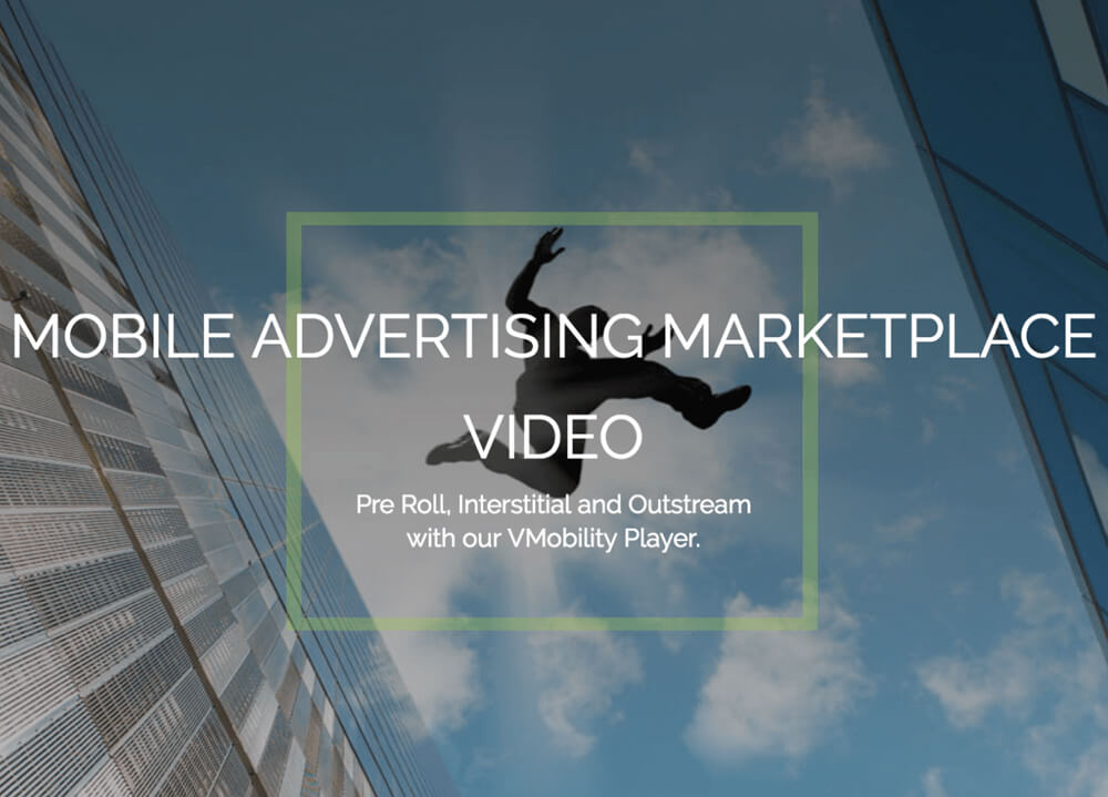 Mobile marketing marketplace video advertising