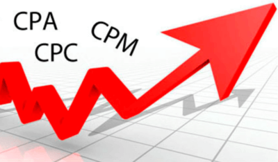 CPA, CPM, and CPC marketing