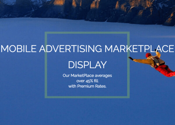 Mobile advertising marketplace